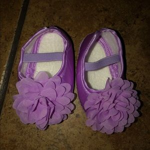 Baby slippers size 3